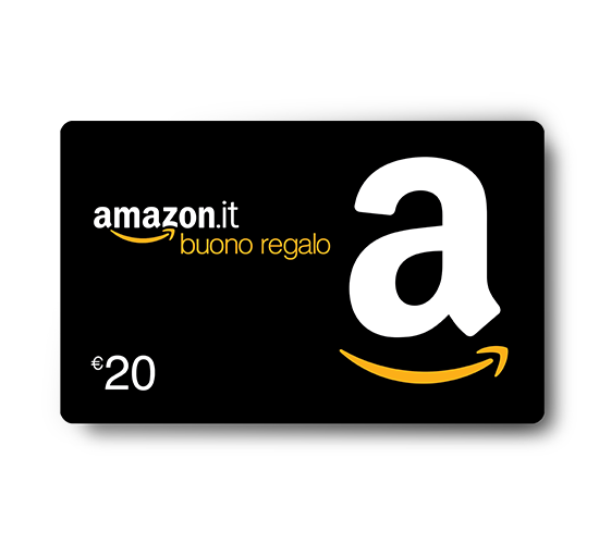 Buono regalo Amazon.it da 20€ AMAZON