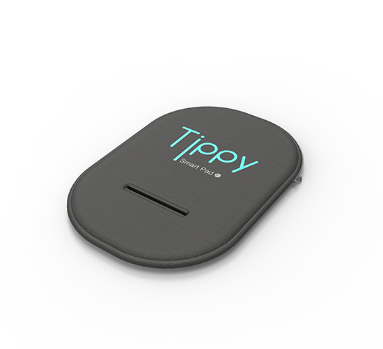 Tippy Pad – Dispositivo antiabbandono Tippy