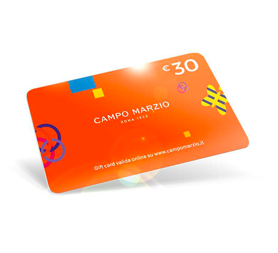 Coupon 30€ CAMPOMARZIO
